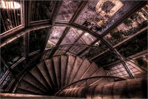 Downwards II by Patual