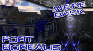 Roblox Commando Infantry Fort Thumbnail by Morgee123