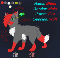 New NEW Shine Ref by PenguinEatsCarrots