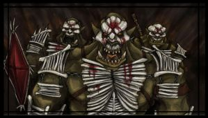 Bleeding Skull Clan by Nith47
