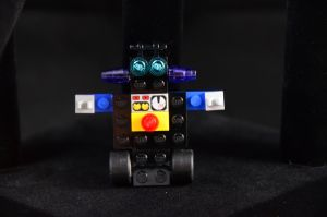 Lego robot pin by CrystalCircle