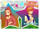 - Lovely Complex - by Rebe-chan-vk