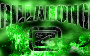 Billabong Wallpaper by ZhangXector