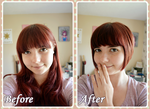 Hair Donated! by Rockabell-Neko