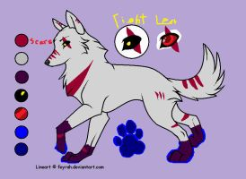 New Ref of Mel AGAIN by Mels-Untold-Story
