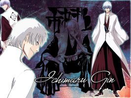 Ichimaru Gin wallpaper by Ishily