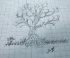 A tree by jedipherous by jedipherous