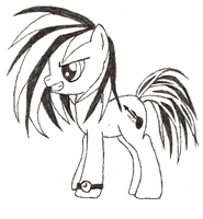 Starnote, Hoof Drawn by Ratchet-Wrench