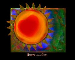 Heart of the Sun by rabbitica