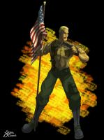 G.I. Joe Jam  Duke by Sean-Loco-ODonnell