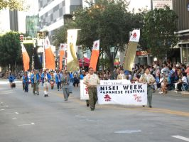 Nisei Week 2015 Grand Parade by iancinerate
