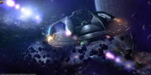 USS Euderion by Euderion