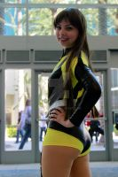 WonderCon 2013 Silk Spectre by lianthus