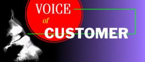 VOICE OF CUSTOMER by mikeandrickgraphics