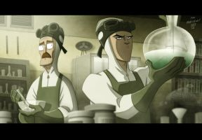 Breaking Bad by OtisFrampton