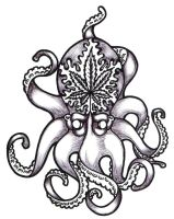 Hemp Octopus by ppunker