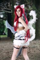 Katarina Kitty Cat - League of Legends by Megutan