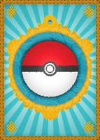 The Auspicious Pokeball by ever-so-excited