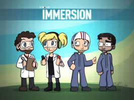 Immersion by scheree