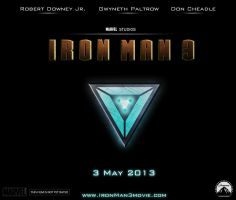 Iron Man 3 by Anjunabeats9