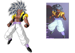 dragon ball Z by justice-71