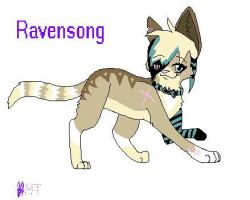 Request: Ravensong by Jayfeather4life