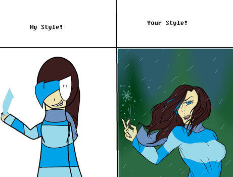 My Style Your Style meme 04 by invaderMaythe1st
