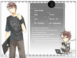 TA-P Revamp: Justin Knight by 0w0b