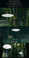 Skyrim Oddities: Exploits by Janus3003
