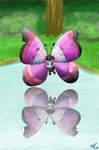 Vivillon by Freeze-Shock
