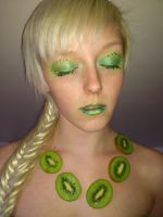 Fruit Make Up Designs by BlondyKay