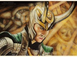 Loki by MeduZZa13