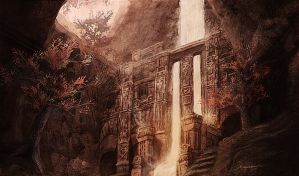 Skyrim: Understone Keep by Chacou