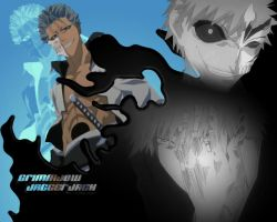 The Crushing Power of Grimmjow by Eclipse9
