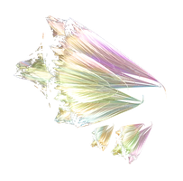 PNG - Pastel Fractal by Variety-Stock