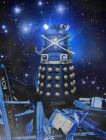 Dalek Time Controller by SimmonBeresford