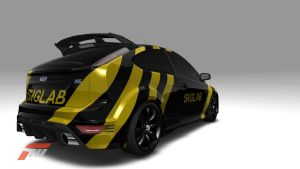 SIGLABS Ford Focus RS 3 by BiffTech