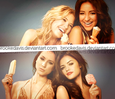 Pretty Little Liars by BrookeDavis