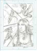 Who Am I? -1 page [pencils] by Ale-Tie