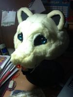 Bear HEAD WIP by Alinchen-Tenny