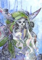 Graveshadow  ACEO by adreamofthestars