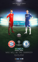 Bayern Monaco vs Chelsea Final Champions League by OmarMootamri