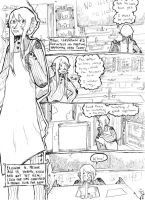 Page 1 of 8: Eleanor vs. The Living Veg! by clemon