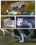 KrosFox Mission 3 - BAD END - 1 by SnowKuki
