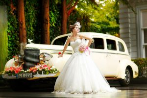 Bridal Session DDM by chileck2003