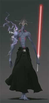 Sith lord by half-orc-77