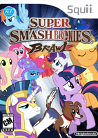 Super Smash Bronies Brawl by nickyv917