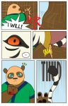 Kung Fu Panda: The New Five page 6 by bico-kun