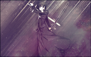 Kirito Wallpaper by Shinryok