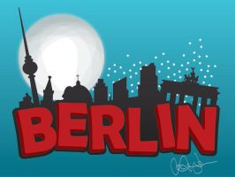 Berlin by frontrow